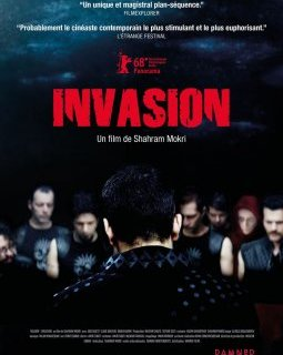 Invasion - Shahram Mokri - critique