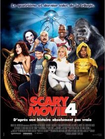 Scary movie 4 - La critique