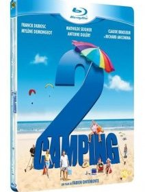 Camping 2 - le test blu-ray