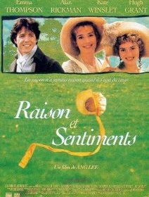 Raison et sentiments - la critique