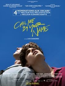 Call me by your name - la critique du film