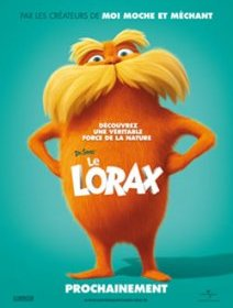 Le Lorax - la critique