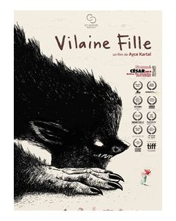 Vilaine fille - la critique du court métrage d'animation