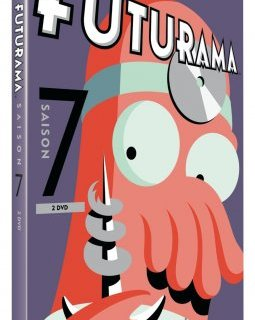 Futurama saison 7 - la critique + le test DVD