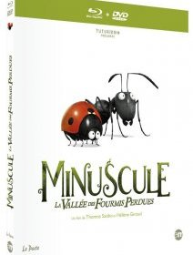 Minuscule : la vallée des fourmis perdues -le test blu-ray