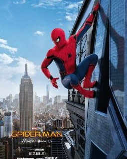 Box-office 1er Jour France : regain de vigueur pour Spider-Man Homecoming