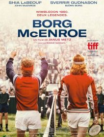 Borg/McEnroe - la critique du film
