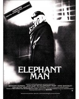 Elephant Man - David Lynch - critique