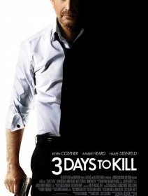 Three Days to Kill, Kevin Costner vient jouer de la gachette à Paris - bande-annonce