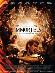Les Immortels - la critique