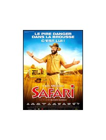 Safari - l'affiche + photos + trailer