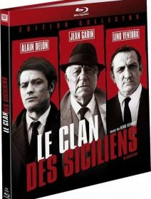 Le Clan des Siciliens - la critique + test blu ray