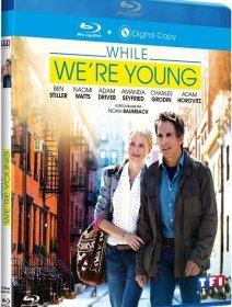 While we're young - le test Blu-ray