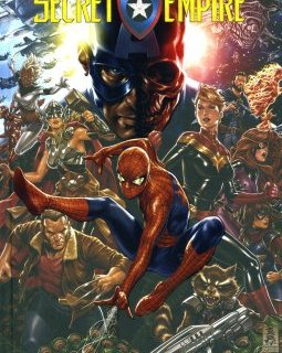 Secret Empire - La chronique BD