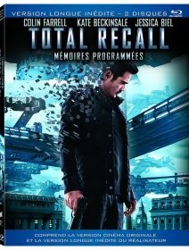Total Recall - le test blu-ray