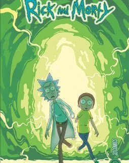 Rick and Morty . T1 . La chronique BD