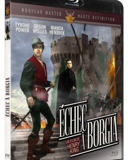 Echec à Borgia - la critique + le test Blu-ray