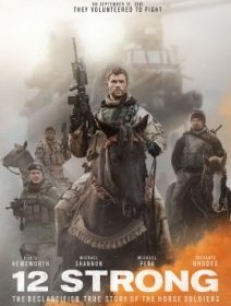 12 Strong : Chris Hemsworth part en croisade contre les talibans - bande-annonce
