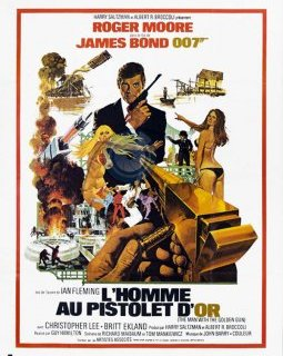 L'homme au pistolet d'or - la critique + le test blu-ray