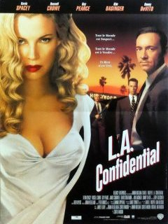 L.A. Confidential - la critique du film + le test Blu-ray