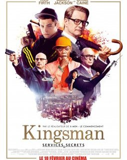 Kingsman : Services Secrets - la critique du film