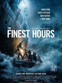 The finest hours - Disney plonge Chris Pine en pleine tempête