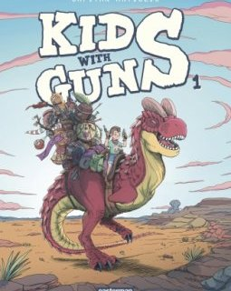 Kids with guns . T.1 - La chronique BD