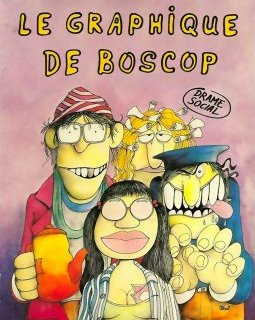 Le graphique de Boscop - la critique du film + le test DVD