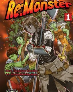 Re:Monster tome 1-La chronique BD