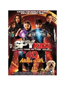 Spy kids 4 : All the time in the world - Jessica Alba en 3D