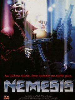 Nemesis (1992) - la critique du film + le test blu-ray