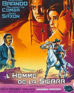 L'homme de la Sierra - la critique du film + le test Blu-ray