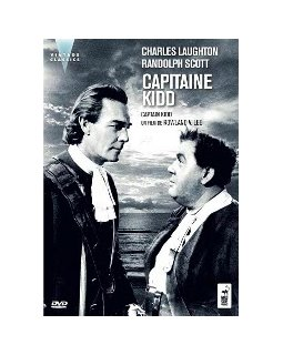 Capitaine Kidd - la critique + le test DVD