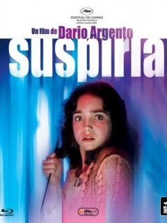 Suspiria - le test blu-ray