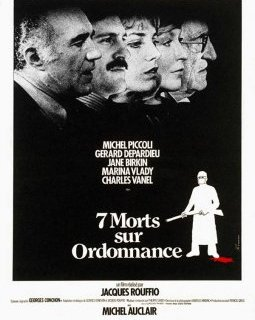Sept morts sur ordonnance - la critique + test DVD