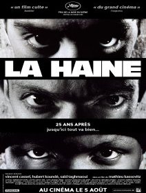 La Haine - Mathieu Kassovitz - critique