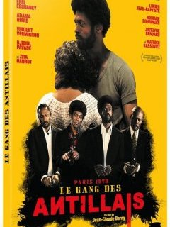 Le gang des Antillais - la critique du film + le test DVD
