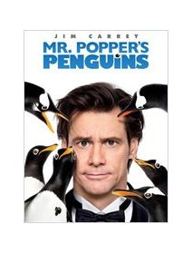 Mr Popper's Penguins - la bande-annonce du nouveau Jim Carrey