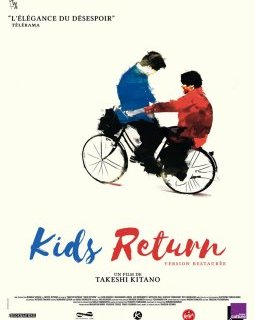 Kids return - la critique du film + le test Blu-ray