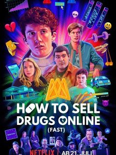How to Sell Drugs Online (Fast) Saison 2 – la critique de la mini-série