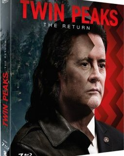 Twin Peaks the Return en coffrets DVD et Blu-ray le 27 mars 2018 chez Paramount