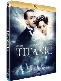 Titanic, la version 1953 en blu-ray
