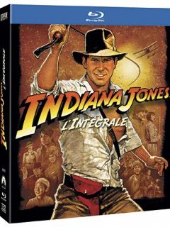 Les aventures d'Indiana Jones : enfin en blu-ray !