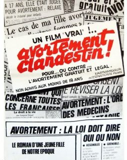 Avortement clandestin ! - la critique du film