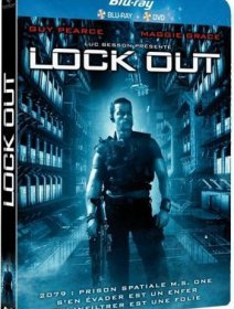 Lock out - le test blu-ray