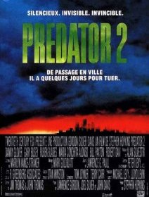 Predator 2 - la critique et le test blu-ray 4K Ultra-HD