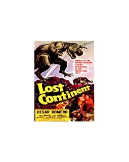 Lost continent - la critique