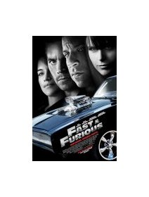Fast and furious 4 - Poster + photos + trailers