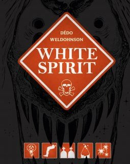 White Spirit - La chronique BD