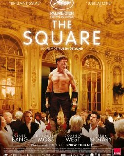 The Square - Ruben Östlund - critique (pour)